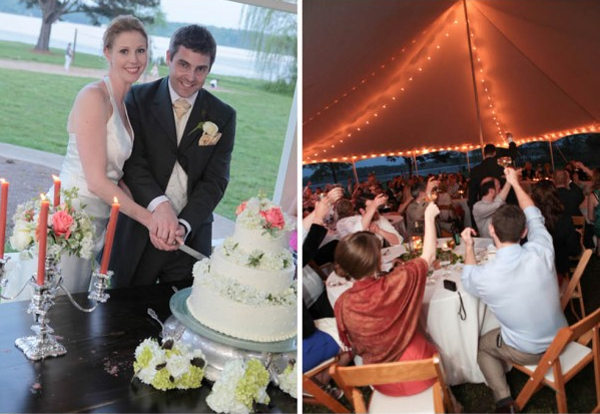 Lake Oconee Tent Rental