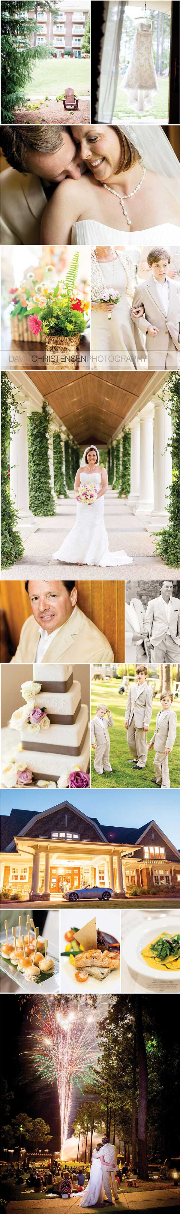 Ritz Carlton Reynolds Plantation Wedding